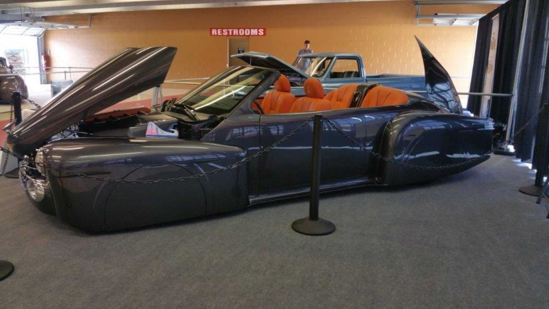"[""1947 Lincoln Continental Custom Boattail""]"