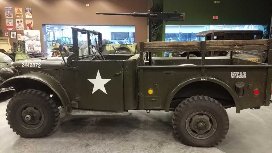 The Dodge M37 Is An Unsung Hero Of The Korean War