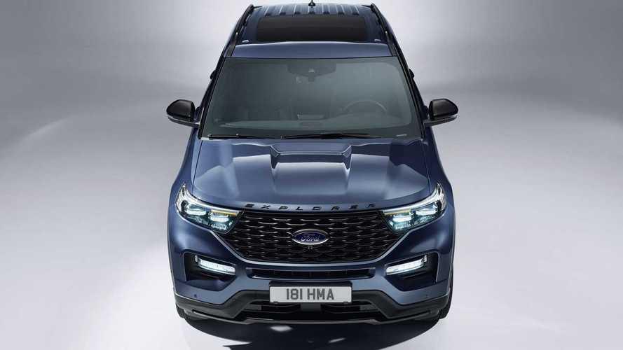 Novedades Ford: Explorer y Tourneo híbridos y Transit eléctrica