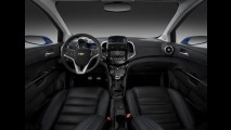 Irmão do Agile: GM apresenta o Chevrolet Aveo RS Concept em Detroit