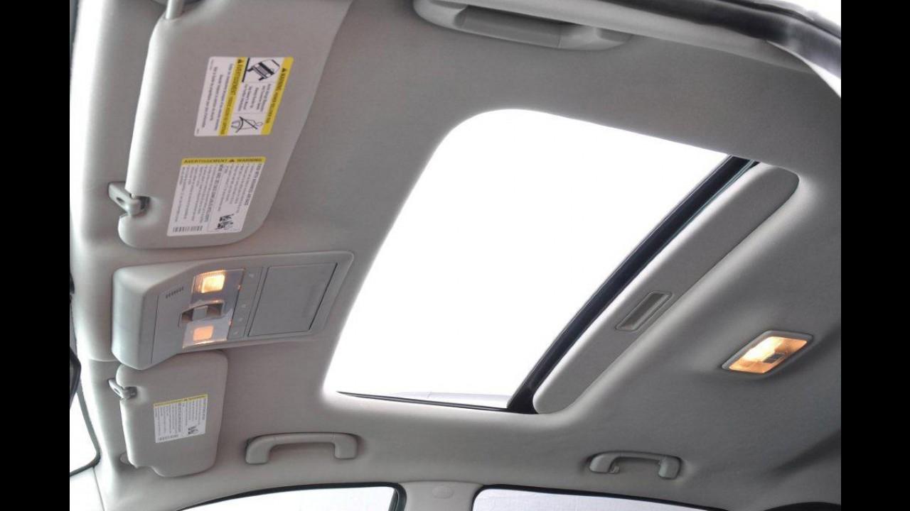 3d8f9c2ef3d2b Chevrolet Captiva chega à linha 2012 com novos itens de série e preços mais  em conta