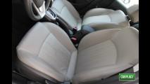 Garagem CARPLACE: Detalhes do acabamento interno do Chevrolet Cruze LTZ