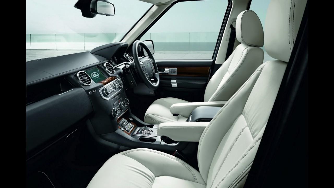 Salão de Nova York: Land Rover apresenta Discovery Luxury Limited Edition