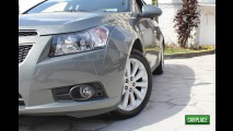 Garagem CARPLACE: Detalhes do visual externo do Chevrolet Cruze