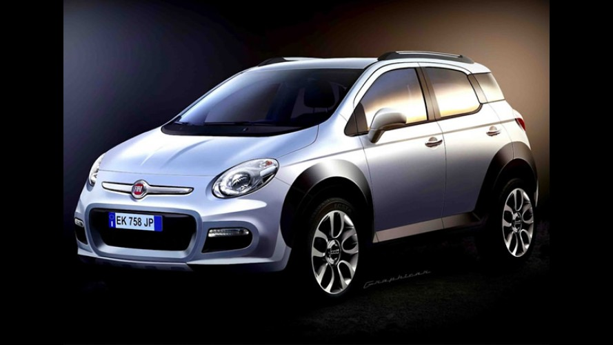 Fiat lançará o crossover 500X em 2013