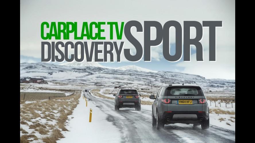 CARPLACE TV: aventura com o novo Discovery Sport na Islândia