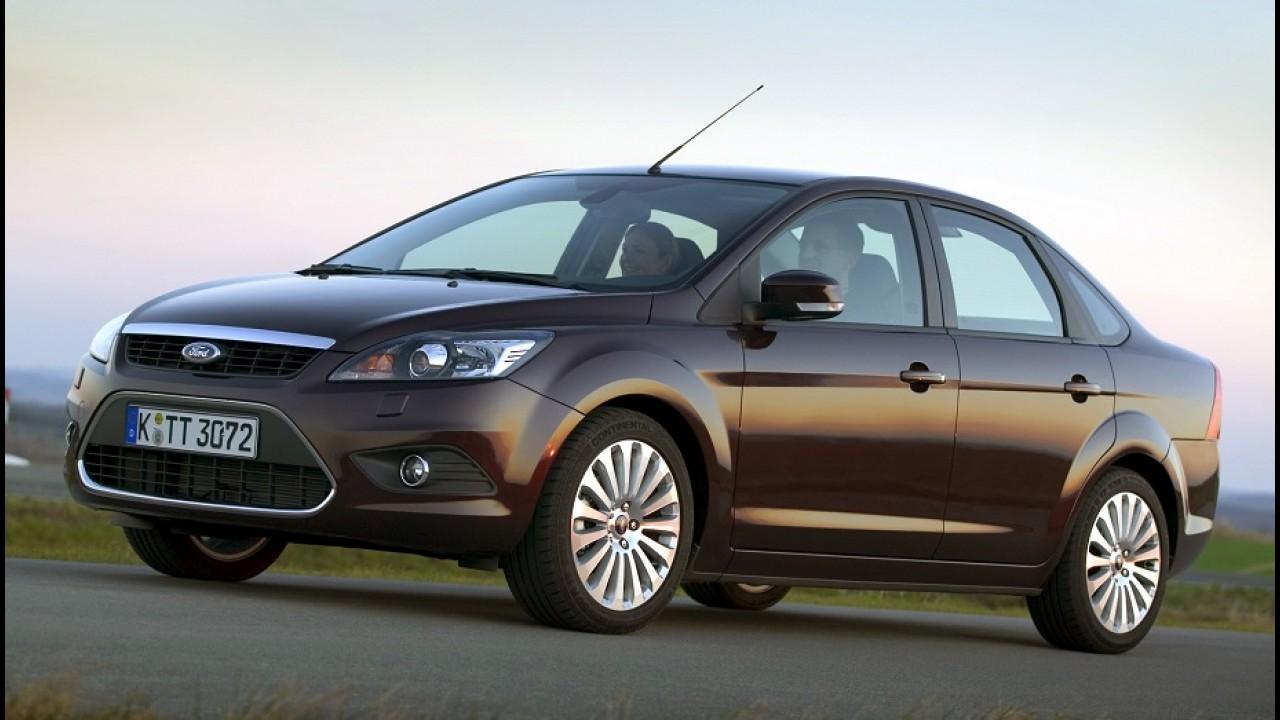 Ford: velho Focus Sedan será vendido sob nova marca na China por R$ 32 mil