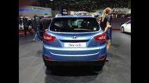 Hyundai ix35 reestilizado é só para a Europa, por enquanto