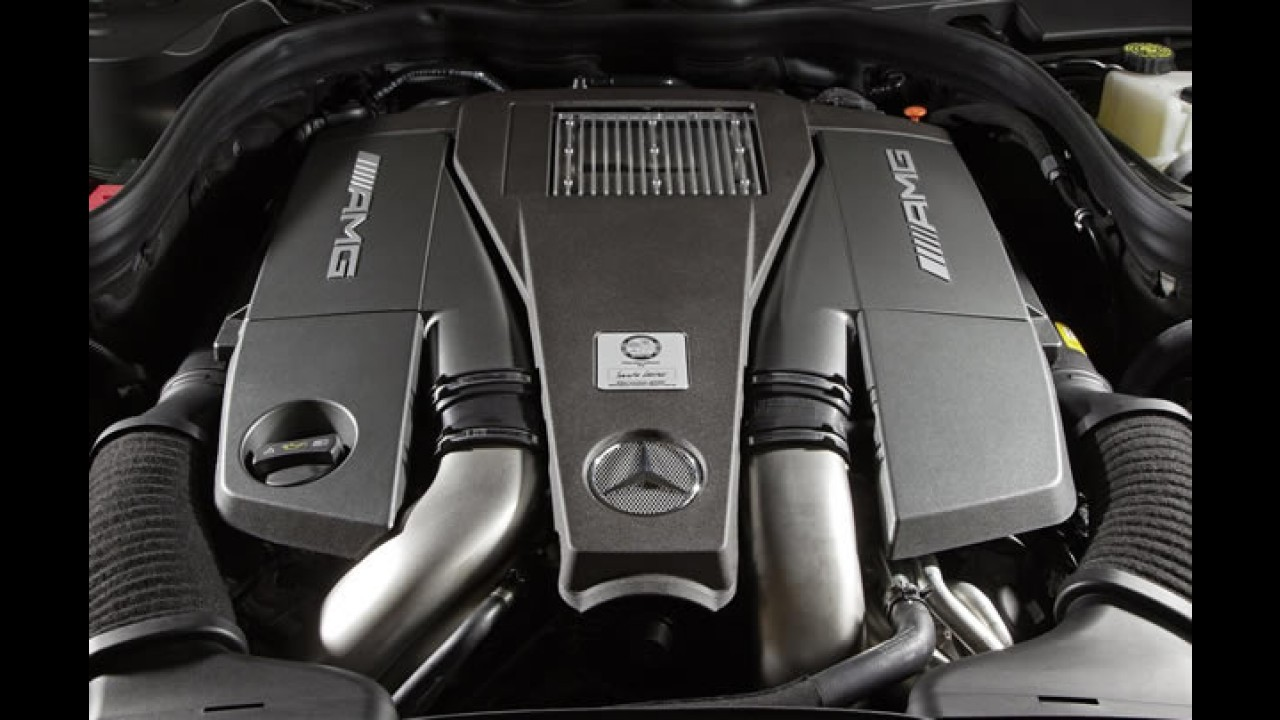 AMG prepara novo motor 5.5