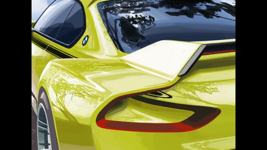 BMW mostra teaser de conceito que presta homenagem ao Batmóvel