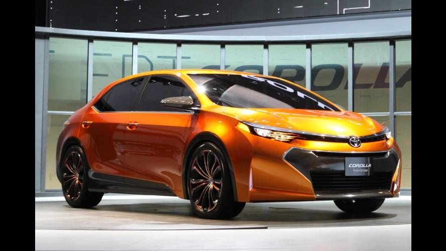 Novo Toyota Corolla tem detalhes revelados nos EUA e poderá ter CVT