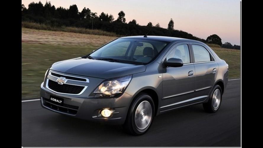 Análise CARPLACE: Cobalt bate recorde e Polo Sedan despenca nas vendas de sedãs compactos