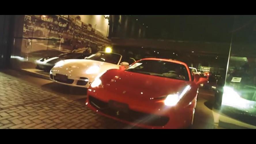 """Bufalos TV: Ferrari, McLaren, Lamborghini e Porsche roubados em """"Gone 60 Seconds Brazil"""""""
