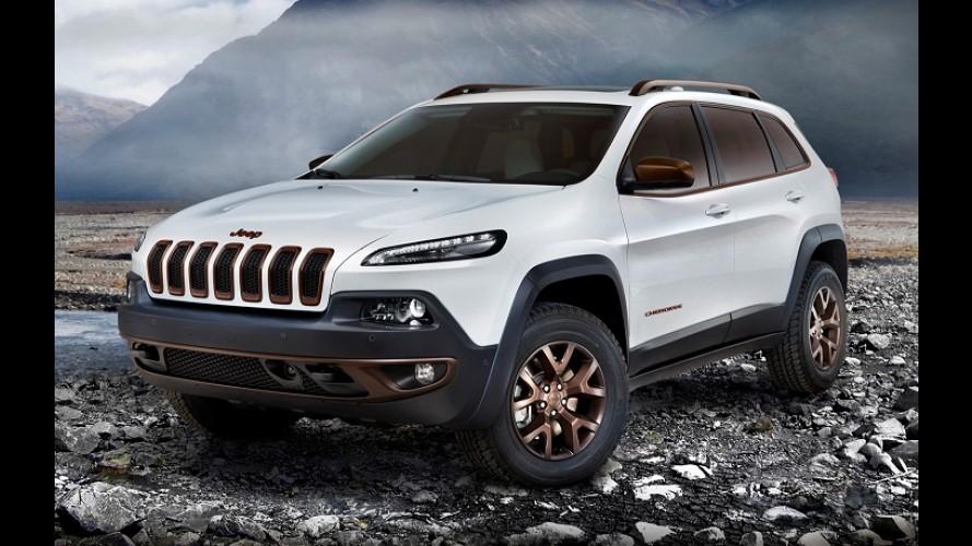 Jeep confirma produção do Renegade e mais dois modelos na China