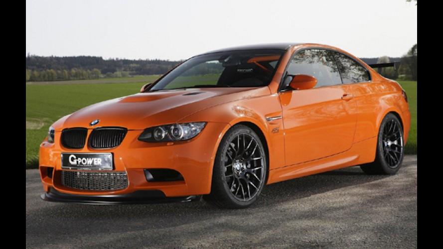 Preparador G-Power apresenta o BMW M3 GTS com potência de 635 cv