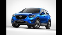 Mazda lança o SUV CX-5 No Chile
