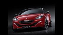 Galeria: Peugeot RCZ R de 263 cv tem as primeiras imagens oficiais reveladas