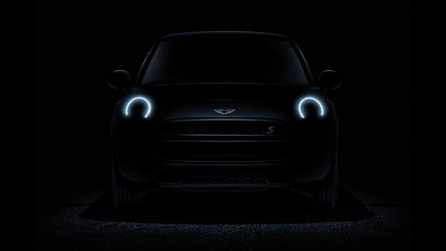 MINI mostra teaser do novo Cooper S que estreia em Los Angeles