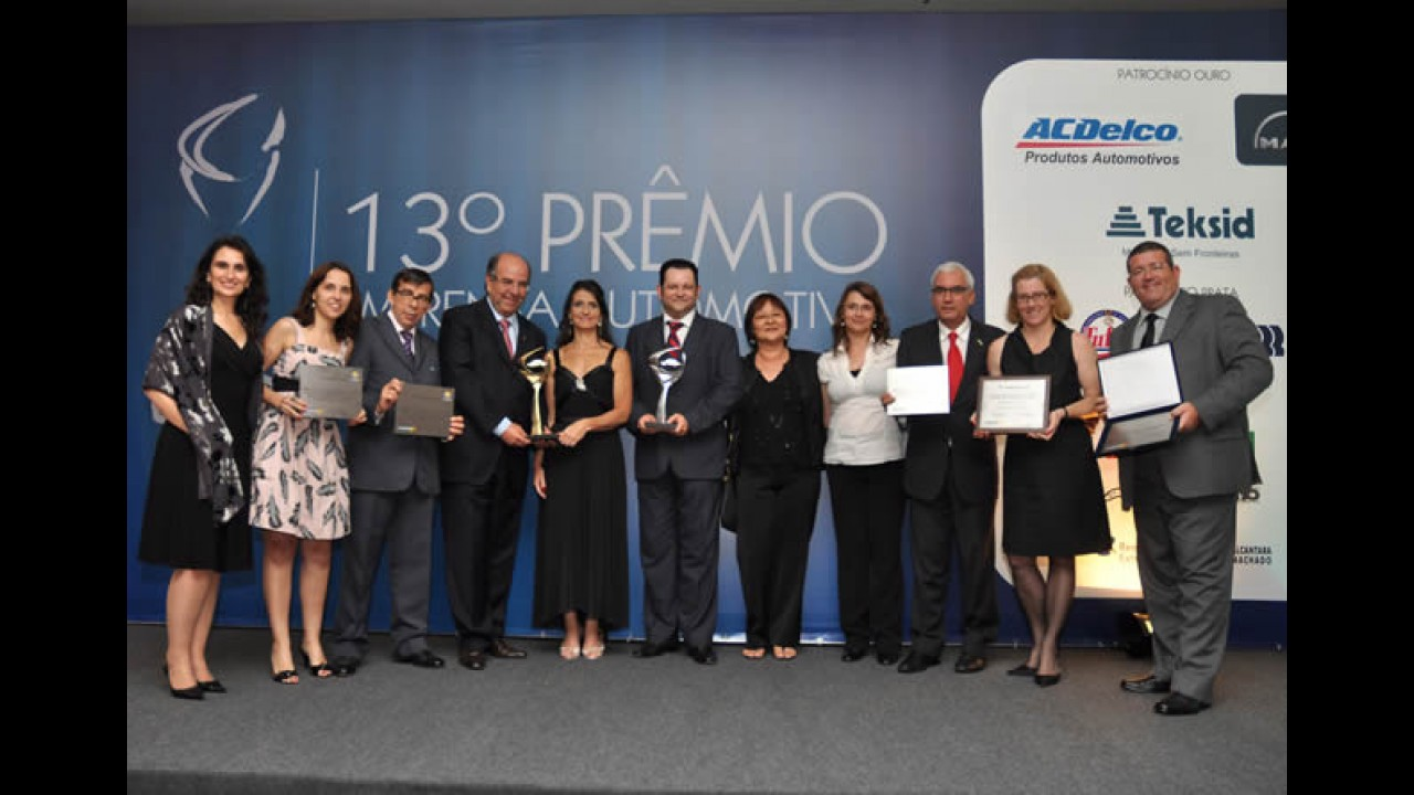 """Prêmio Abiauto: Chevrolet Cruze é eleito o """"Carro do Ano"""" e """"Melhor Carro Nacional"""""""