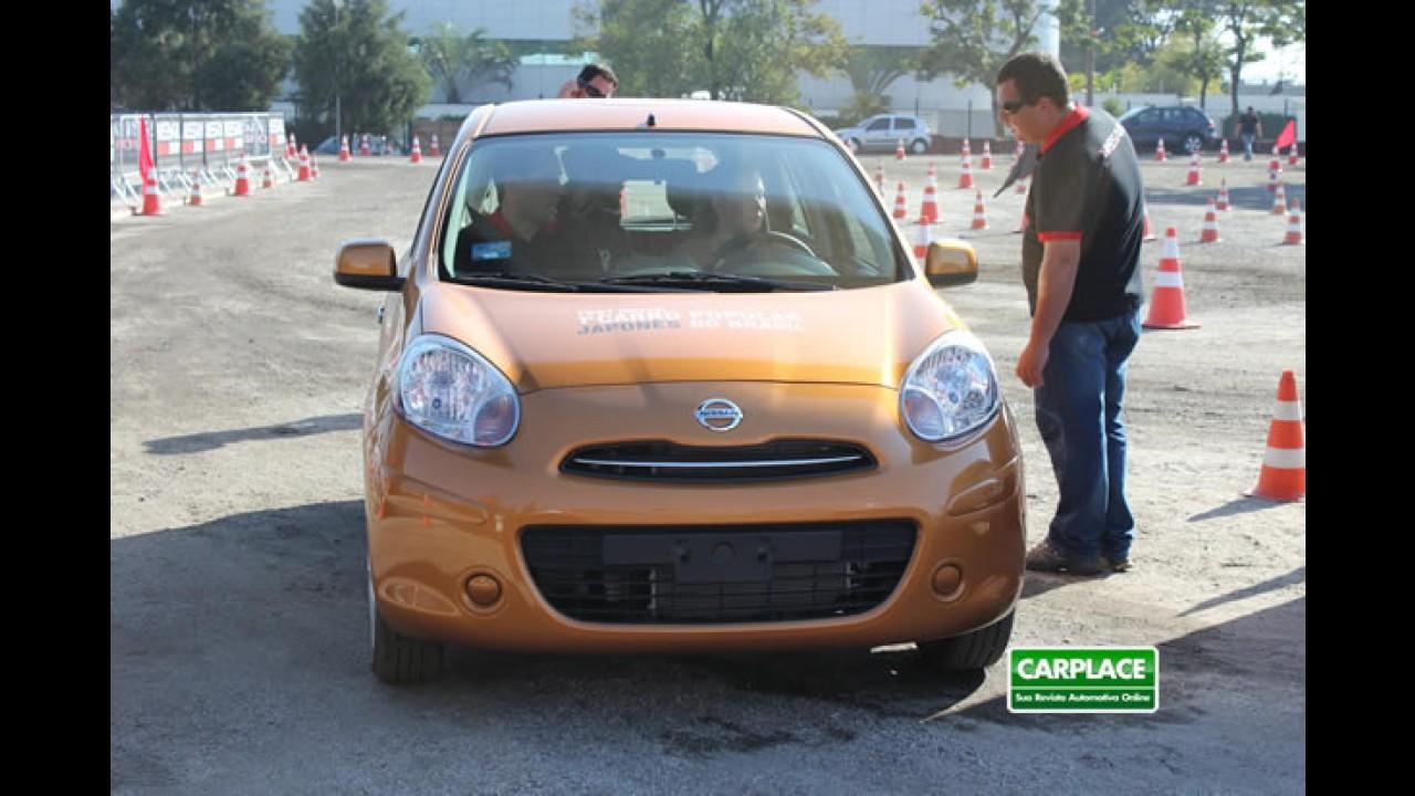Nissan inicia pré-venda do compacto March no Nissan Inova Show