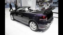 Salão de Genebra: VW Golf Conversível ao vivo