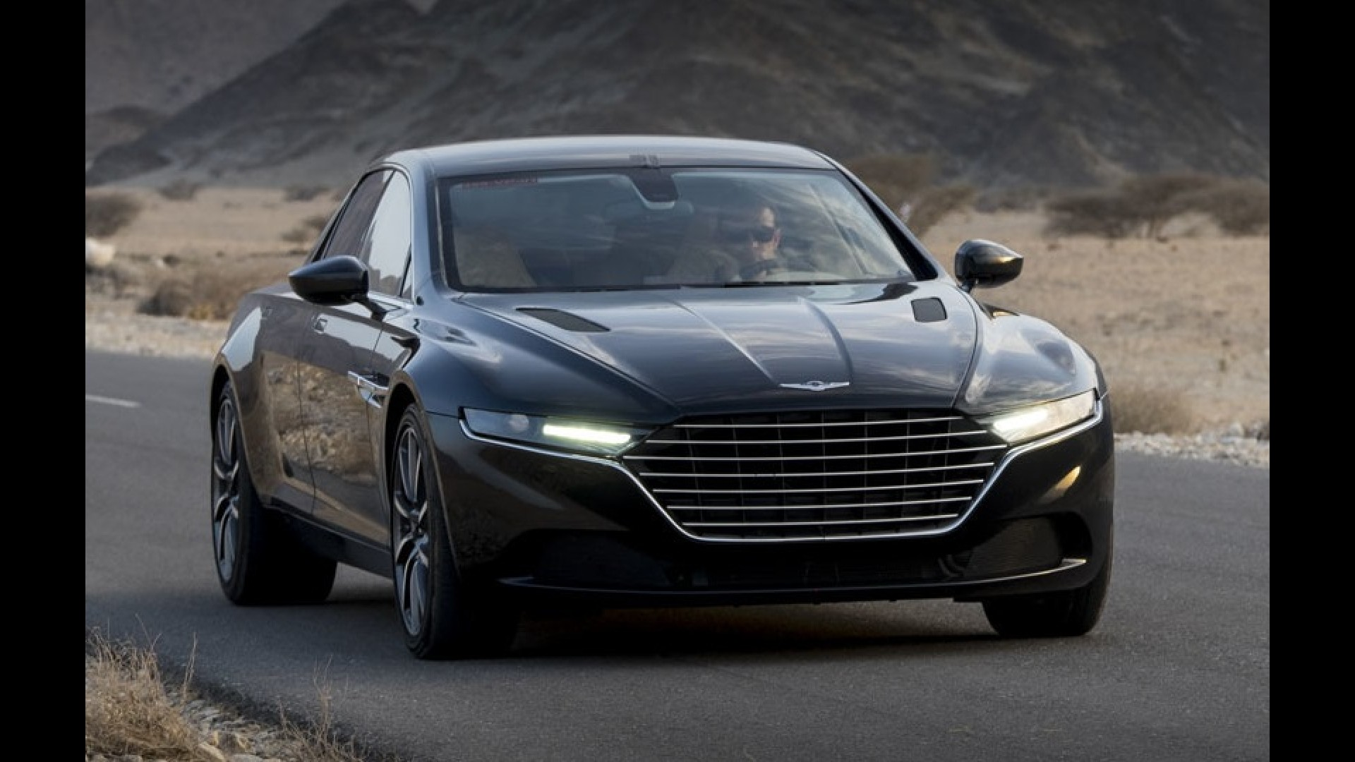 Aston Martin Revela Pela Primeira Vez O Interior Refinado Do Novo Lagonda Photo