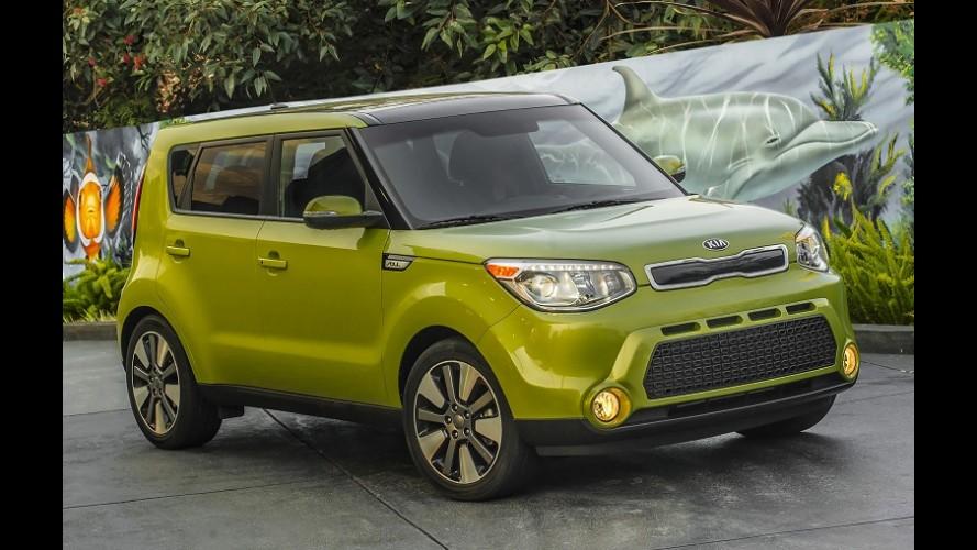 Concessionárias fazem pré-venda do novo Kia Soul a partir de R$ 80 mil