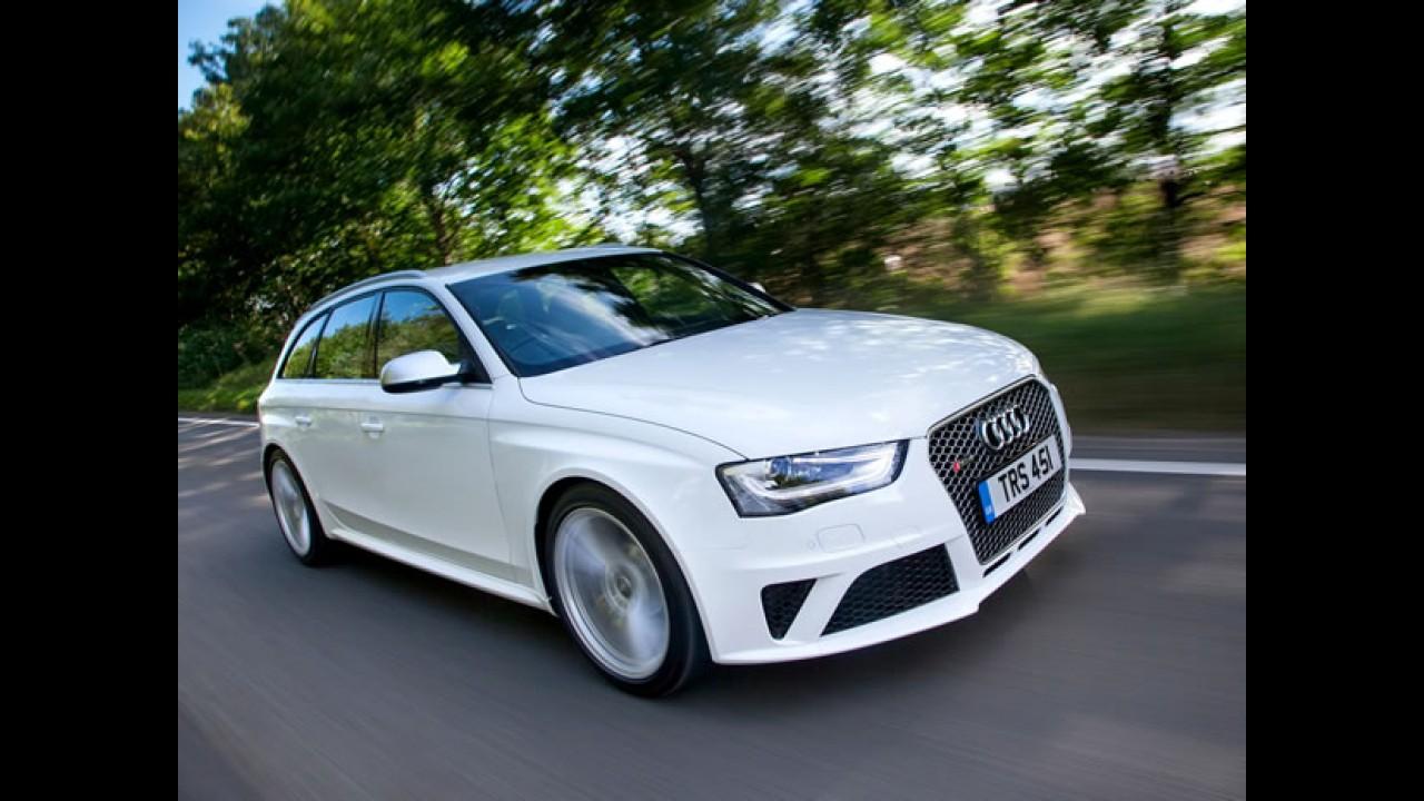 Audi: recall global do A4 afeta quase 4 mil unidades no Brasil