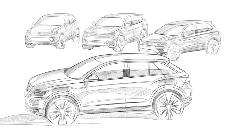 Volkswagen Adding Two More SUVs Alongside Tiguan, Atlas