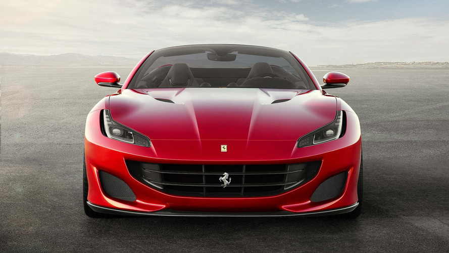 2018 Ferrari Portofino
