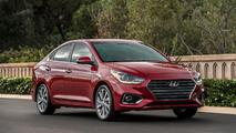 2018 hyundai accent debut