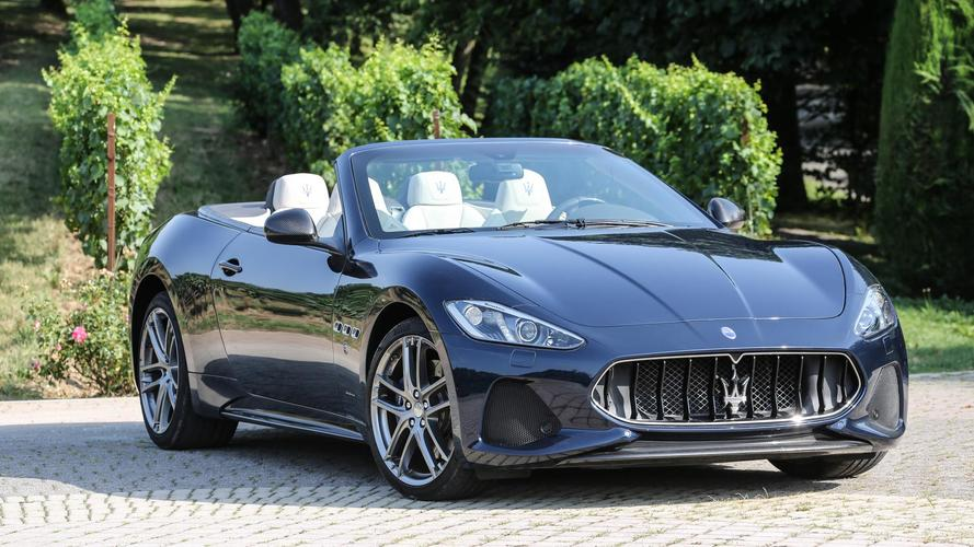 Gallery: Maserati Celebrates 70 Years Of GranTurismos