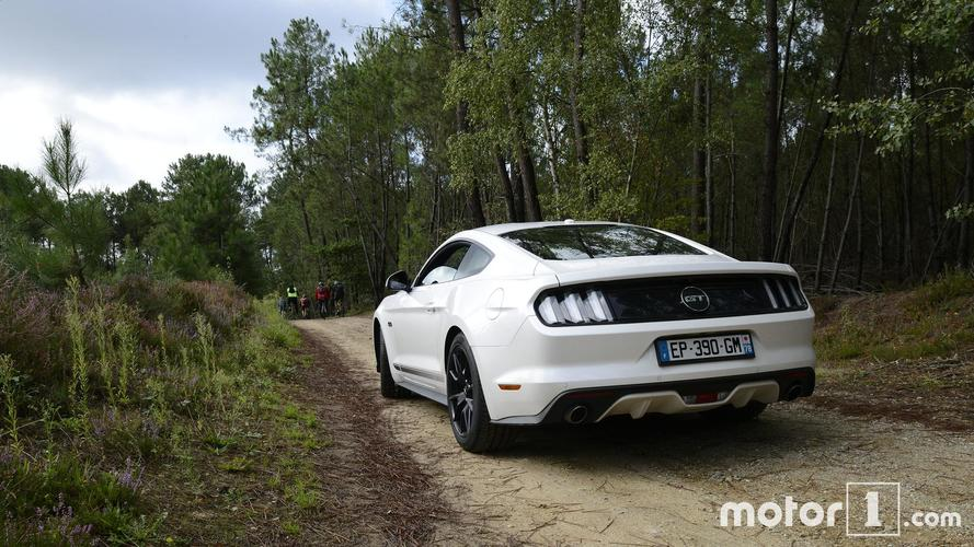 Essai - Ford Mustang V8 Black Edition