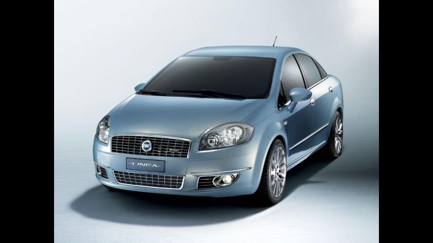 Fiat Linea: una Grande Punto col baule!