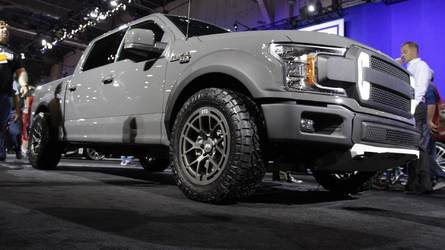 Ford F-150 RTR Concept - Un pick-up de plus de 600 chevaux