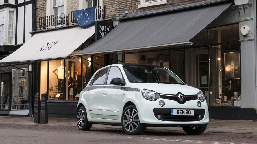 """Renault Twingo'ya """"Iconic"""" adlı bir özel versiyon geldi"""