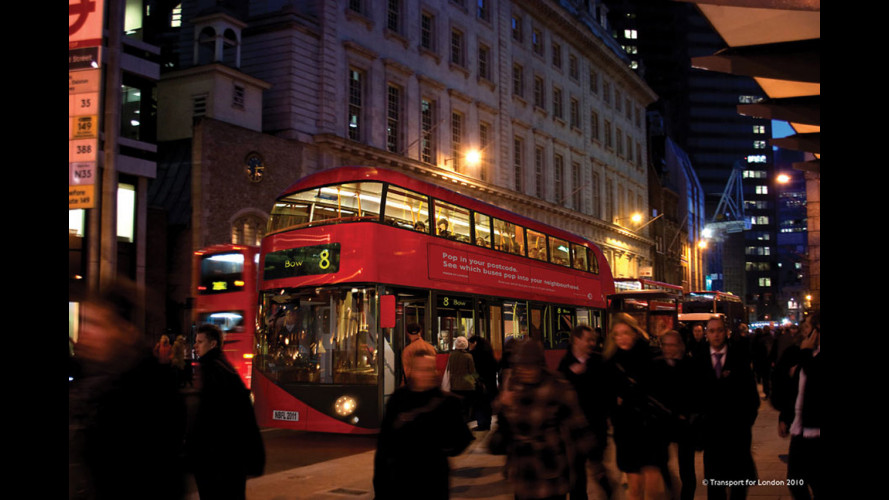 Un nuovo Routemaster per Londra