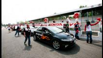 A Monza con l'Honda Civic Tour
