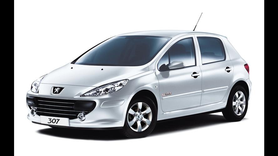 Peugeot 307 Australian
