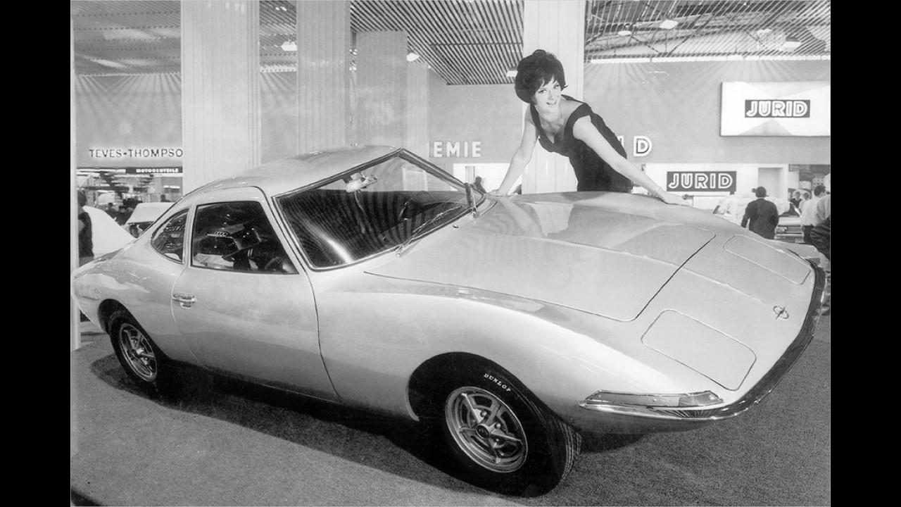 1965: Opel Experimental GT