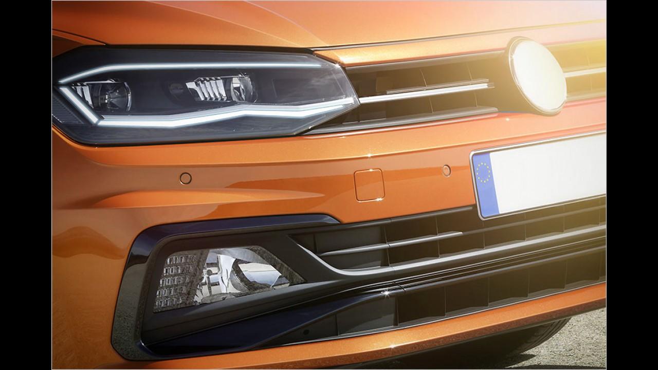 Ein VW, aber welcher?