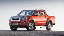 Yeni Isuzu D-Max pick-up