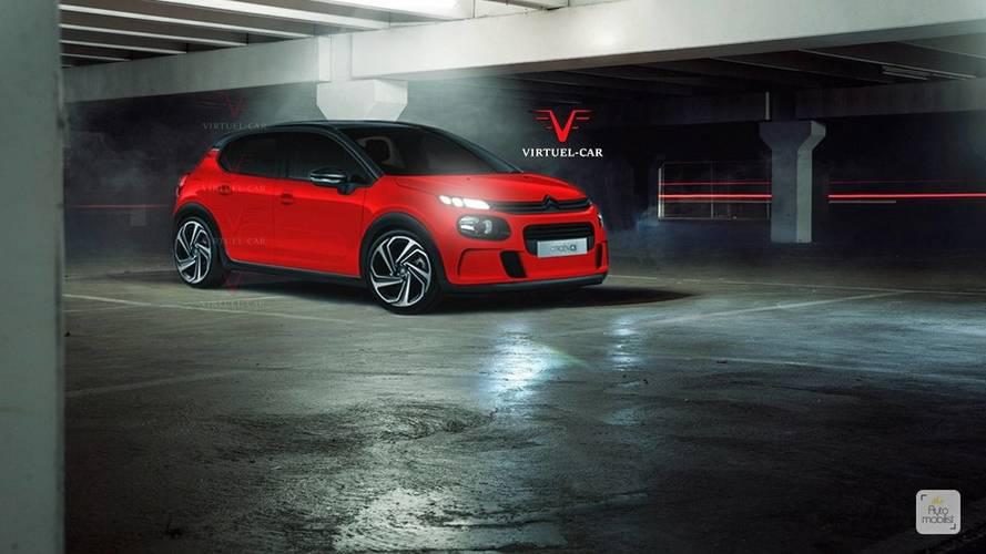 Parece que podríamos ver un Citroën C3 deportivo e inspirado en el WRC