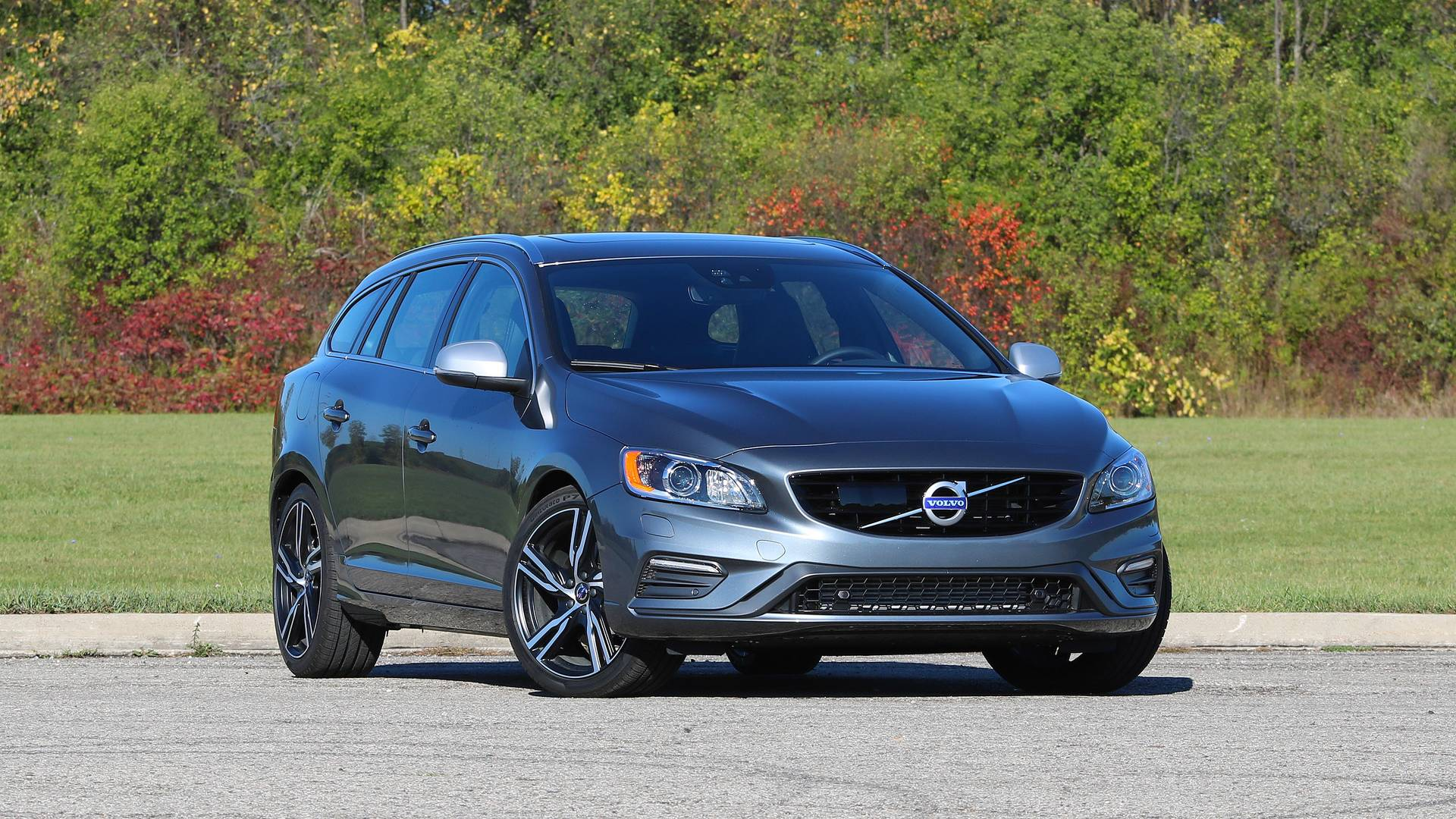 2018 Volvo V60 Review The Cure For Suv Envy