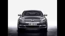 Volkswagen Phaeton restyling