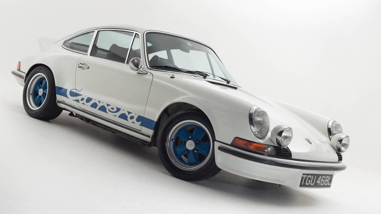 16. Porsche 911 Carrera S 2.7