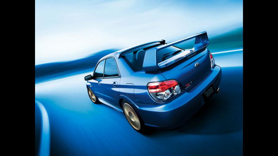 Subaru Impreza my2006