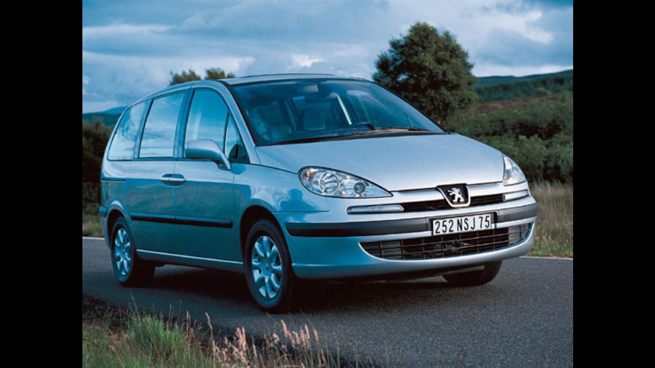 Peugeot 807 Forum