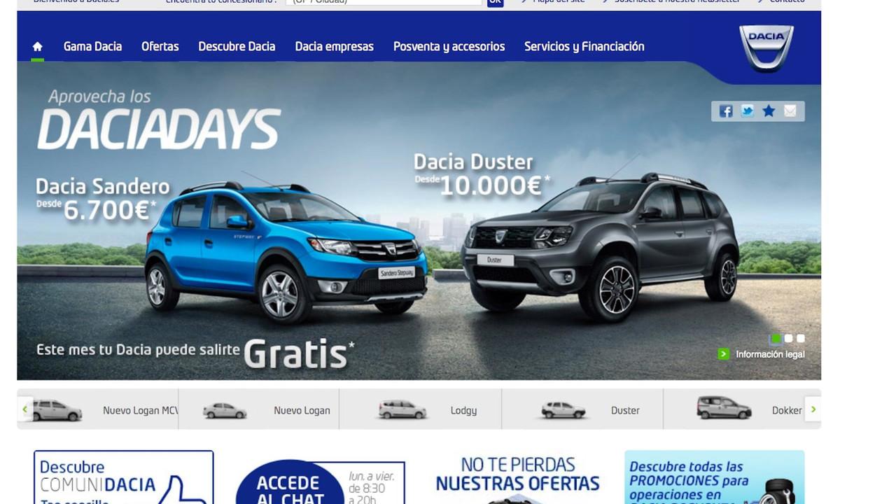 Ofertas: Dacia Sandero 2018 con descuento