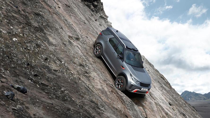 Jaguar Land Rover - Bientôt une technologie adaptative à la météo ?